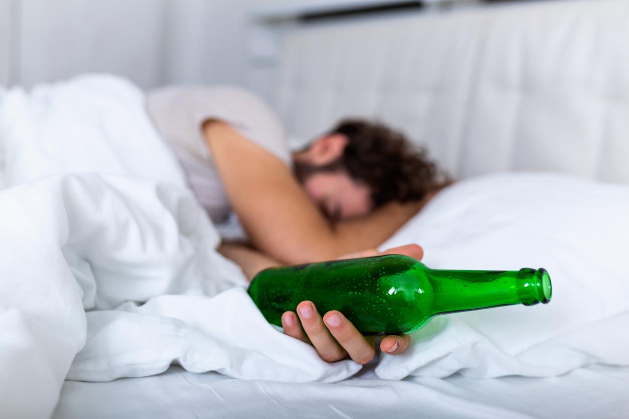 La consommation d'alcool et le foie